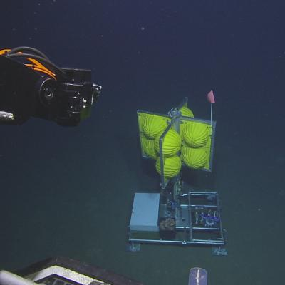 Hercules Finds Elevator on Seafloor