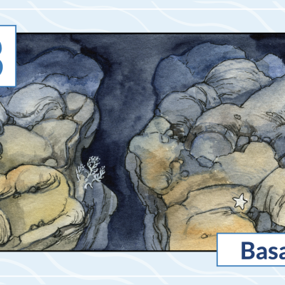 B is for basalt