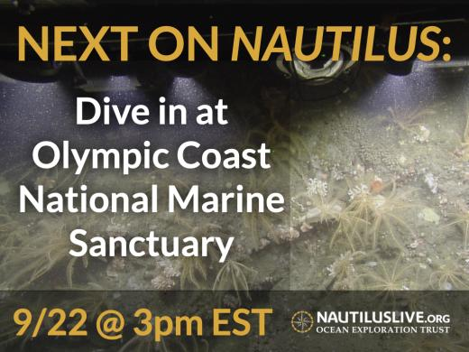 Next on Nautilus Olympic Coast NMS banner