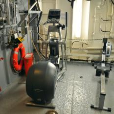 Exercise Room, Main Deck